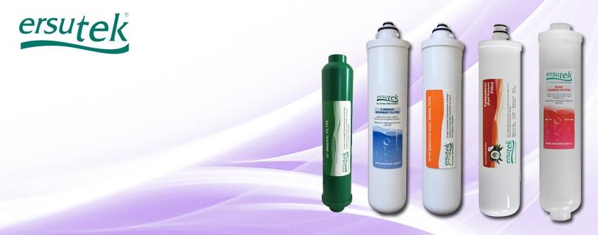 Su Arıtma Filtreleri
